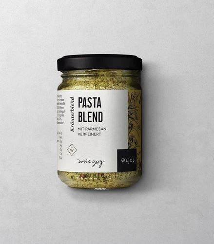 WAJOS PASTA BLEND  mit Parmesan verfeinert