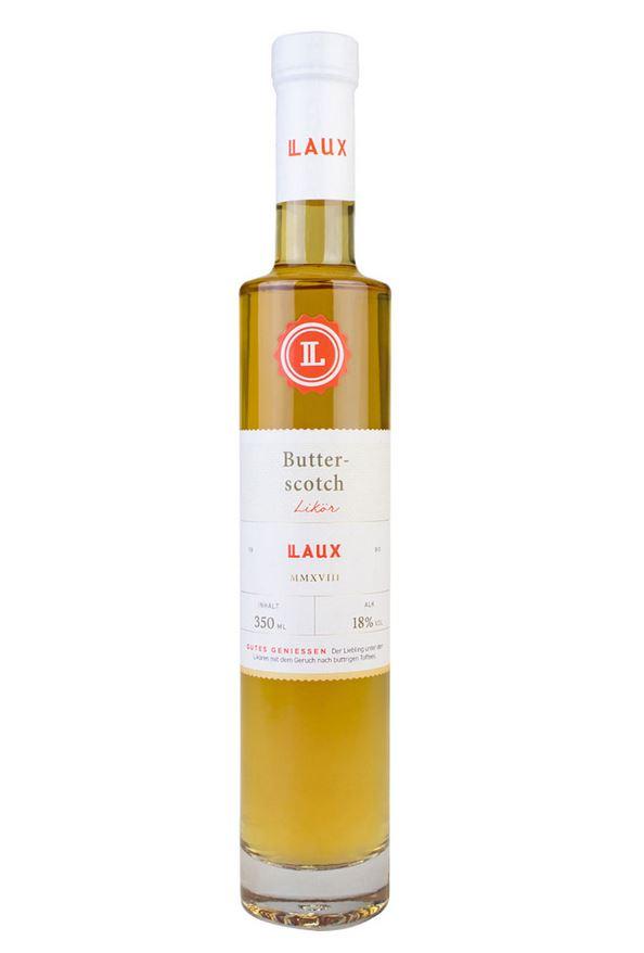 Laux Butterscotch Likör 18 % Vol. 350 ml Flasche