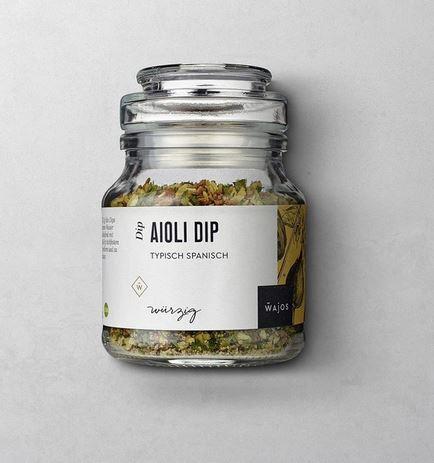 WAJOS Aioli Dip  -typisch spanisch-