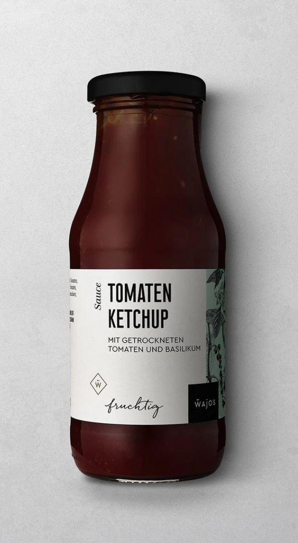 WAJOS Tomaten Ketchup -vegan-