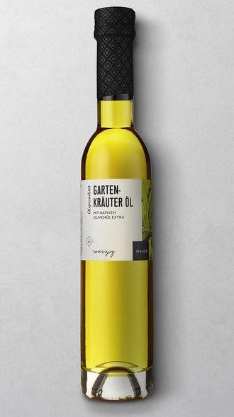 WAJOS GARTENKRÄUTER ÖL 250 ML  mit nativem Olivenöl extra