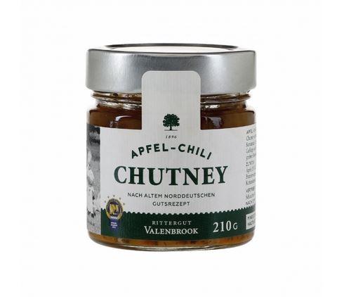 Rittergut Valenbrook Apfel-Chili Chutney 210g